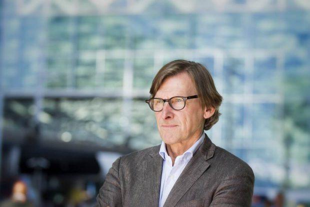 Professor Jeroen van den Hoven